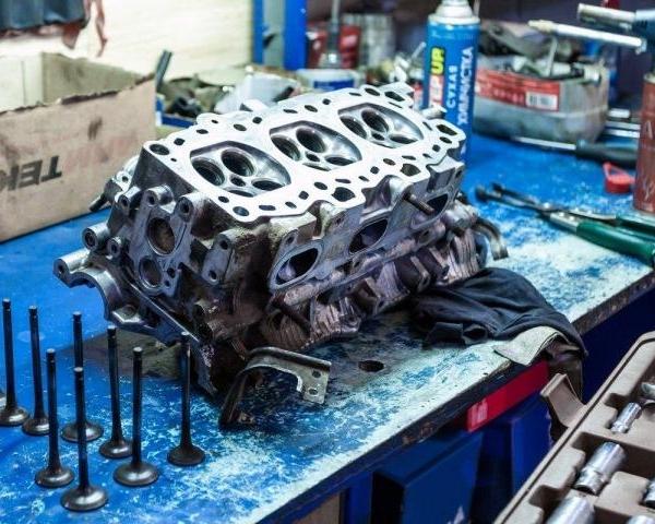 Капитальный ремонт двигателя микроавтобуса в СТО Кубавто СПб